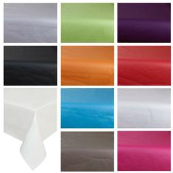 15x1.2m Paper Tablecloth Roll Textured Coloured Party Event