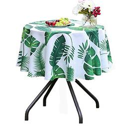 Poise3EHome 52 inches Outdoor/Indoor Waterproof Tropical Rou