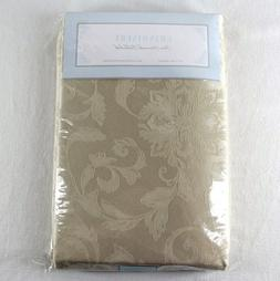 Brownstone Gallery Chinoisere Fine Damask Tablecloth 70 x 14