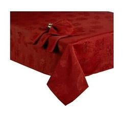 Fall Square Tablecloth Sienna Leaf 52 x 52 Autumn Leaves on