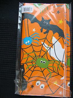 Halloween Paper Disposable Tablecover Party CHEAP Square Hal