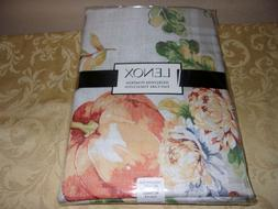 "Lenox Heirloom Fall Pumpkin Tablecloth - Rectangle 60""x84"" -"