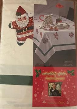 Holiday Celebrations by Christopher Radko Oblong Table Cloth