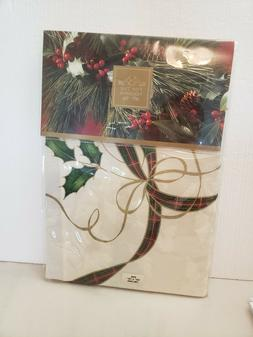 Lenox Holiday Nouveau 52-by-70-Inch Tablecloth