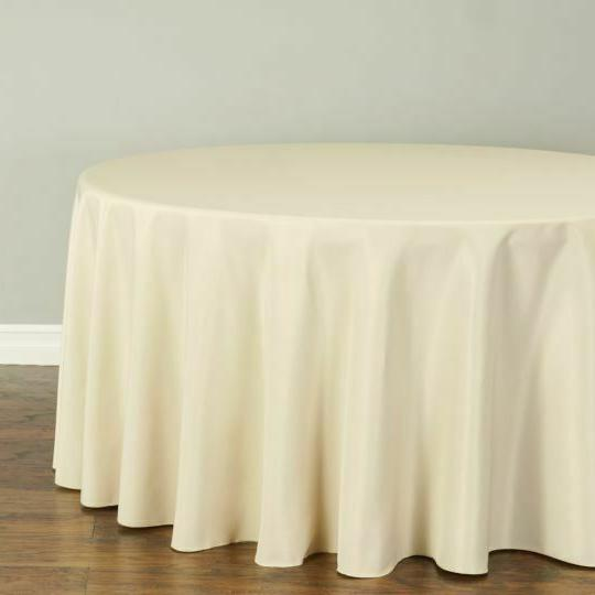 LinenTablecloth 108 Round