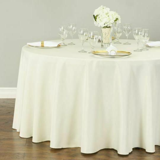 LinenTablecloth 120 Tablecloth Colors! Party Event