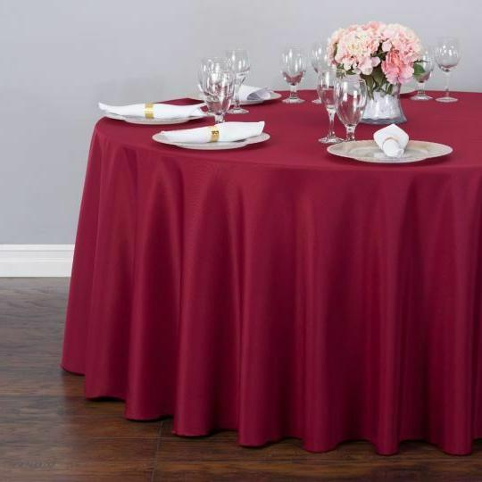 Polyester Tablecloths, 33 Colors! Wedding Event