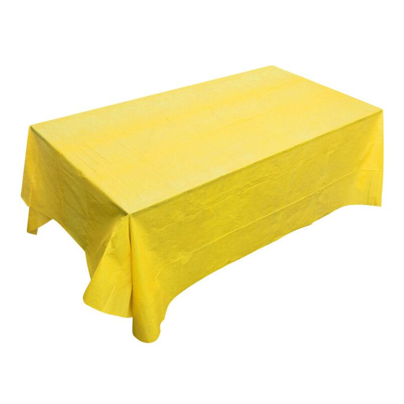 Disposable Waterproof Table Cover