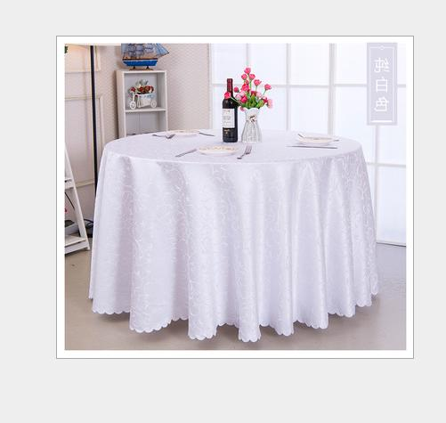 60''-120'' Round Polyester Cover For Party Banquet Table New+