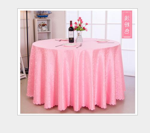 60''-120'' Polyester Cover For Wedding Party Banquet