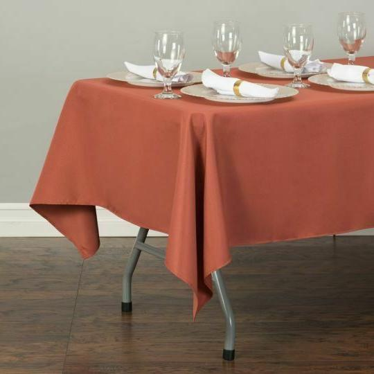 in.Rectangular Polyester Event