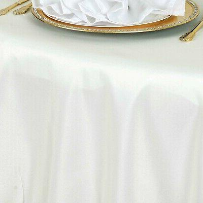 70-Inch Tablecloth for Wedding