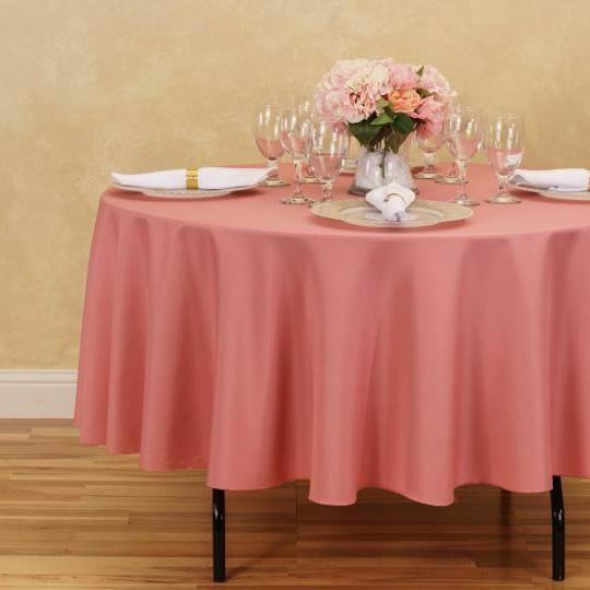 LinenTablecloth 90 Polyester Weddings &