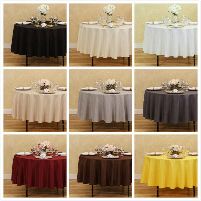 LinenTablecloth in. Polyester Tablecloths, Weddings Events