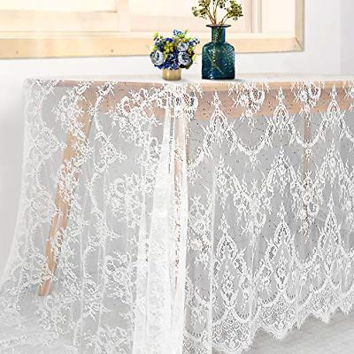 """B-COOL 60""""x120"""" Classic Lace for Weddings Rose"""