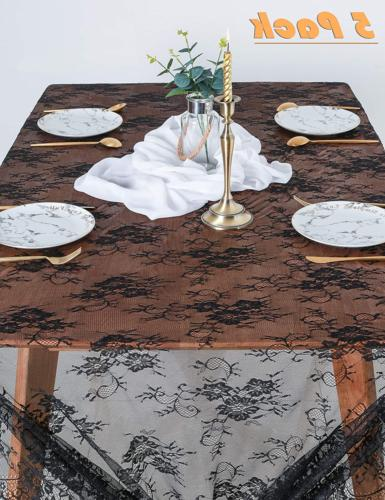 b cool lace tablecloth 60x120 wedding lace