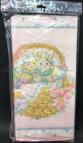 """Baby Baby In A Basket Pack Of 54""""x102"""" Table NEW"""