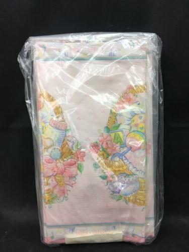 Baby Baby In A Pack Amscan Table Cloths NEW
