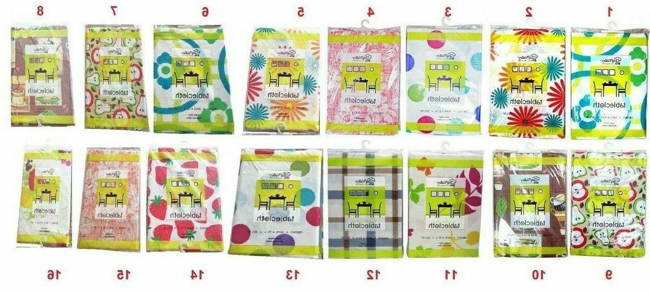 Flannel cloth Printed Assorted and Size Waterproof