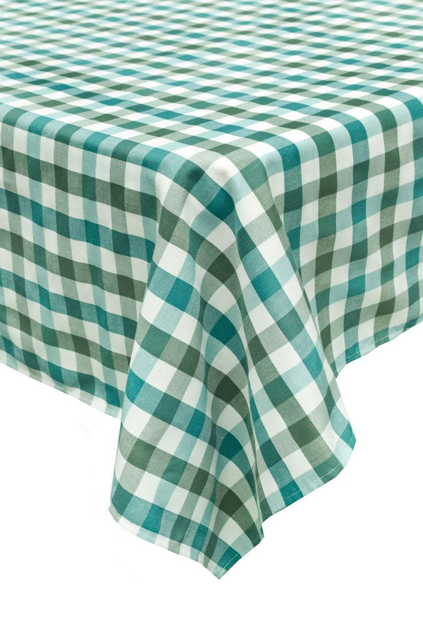 Set color tablecloths grids dinning tablecloth