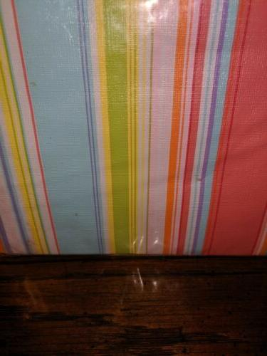 THINK ROUND TABLE CLOTH EASTER