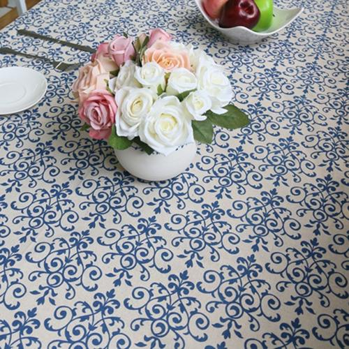 ColorBird Pattern Tablecloth Heavy