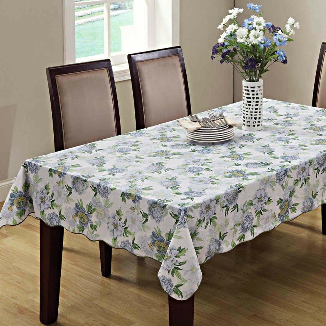 Warterproof Tablecloth