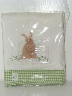 New~Pottery Barn Kids Easter Tablecloth~66 in~Retired~Spring