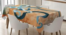octopus tablecloth giant octopus with long legs