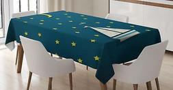 sea tablecloth 3 sizes rectangular table cover