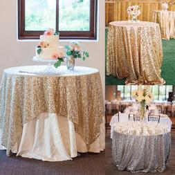 Sparkly Sequin Table Runner for Wedding Party Christmas Tabl