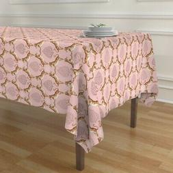 Tablecloth Cats Home Decor Baby Cat Tiger Damask Jungle Mode