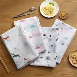 Waterproof Tablecloth Oil-Proof Kitchen Dining Table Cover P